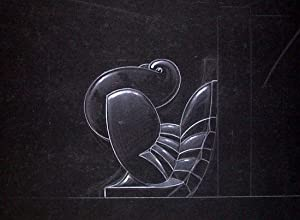 [ORIGINAL DESIGN FOR ART DECO TURKEY BOOKEND]