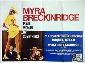 Original British Studio Double Crown Publicity Poster: Vidal, Gore]