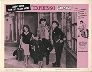 [Group of Six Studio Lobby Cards for:] EXPRESSO BONGO