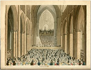 AN ACCOUNT OF THE GRAND MUSICAL FESTIVAL, HELD IN SEPTEMBER, 1823, IN THE CATHEDRAL CHURCH OF YOR...