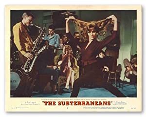 Set of Original Lobby Cards for THE SUBTERRANEANS