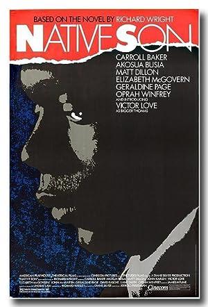 Vintage Original Studio Publicity Poster for:] NATIVE: Wright, Richard (sourcework)]: