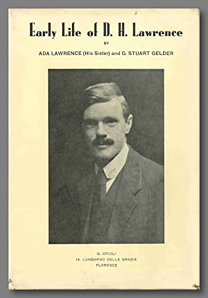 YOUNG LORENZO EARLY LIFE OF D. H. LAWRENCE CONTAINING HITHERTO UNPUBLISHED LETTERS, ARTICLES AND ...