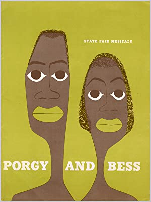 [Souvenir Program for State Fair Musical Production of:] PORGY AND BESS