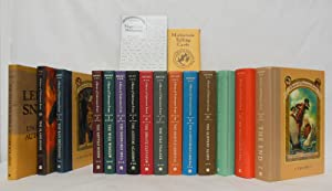A SERIES OF UNFORTUNATE EVENTS [comprised of 13 volumes]: THE BAD BEGINNING [with:] THE REPTILE R...