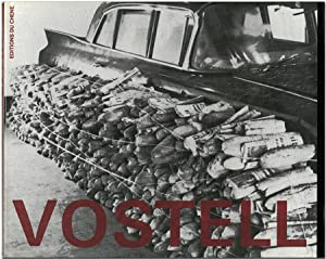 VOSTELL ENVIRONMENTS / HAPPENINGS 1958 - 1974 ARC 2 MUSÉE D'ART MODERNE DE LA VILLE DE PARIS