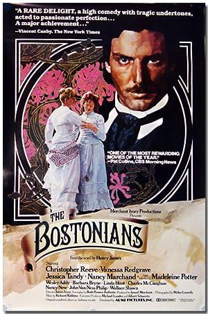 Original Studio Publicity Poster for:] THE BOSTONIANS: James, Henry (sourcework)]:
