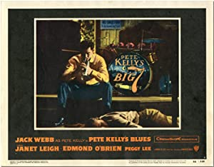 [Set of Studio Lobby Cards for:] PETE KELLY'S BLUES