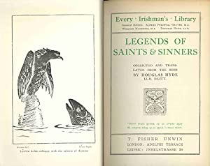 LEGENDS OF SAINTS & SINNERS