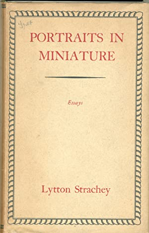 PORTRAITS IN MINIATURE AND OTHER ESSAYS