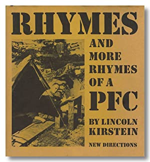 RHYMES AND MORE RHYMES OF A PFC