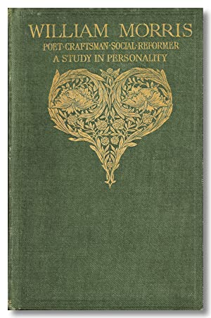 WILLIAM MORRIS A STUDY IN PERSONALITY