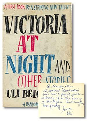 VICTORIA AT NIGHT AND OTHER STORIES