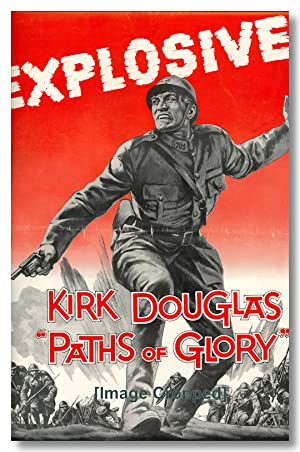 [Original Studio Publicity Campaign Pressbook for:] PATHS OF GLORY