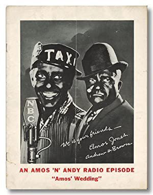AN AMOS 'N' ANDY RADIO EPISODE