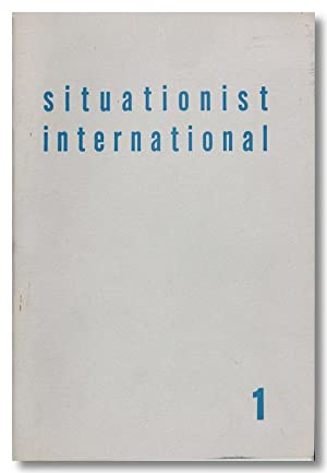 SITUATIONIST INTERNATIONAL REVIEW OF THE AMERICAN SECTION OF THE S.I.