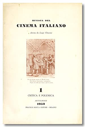 REVISTA DEL CINEMA ITALIANO [I:1]