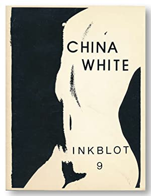 INKBLOT 9 . CHINA WHITE
