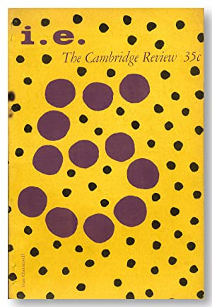 I.E. THE CAMBRIDGE REVIEW