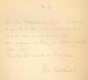 HERZ AUF TAILLE.: Kästner, Erich (1899-1974):