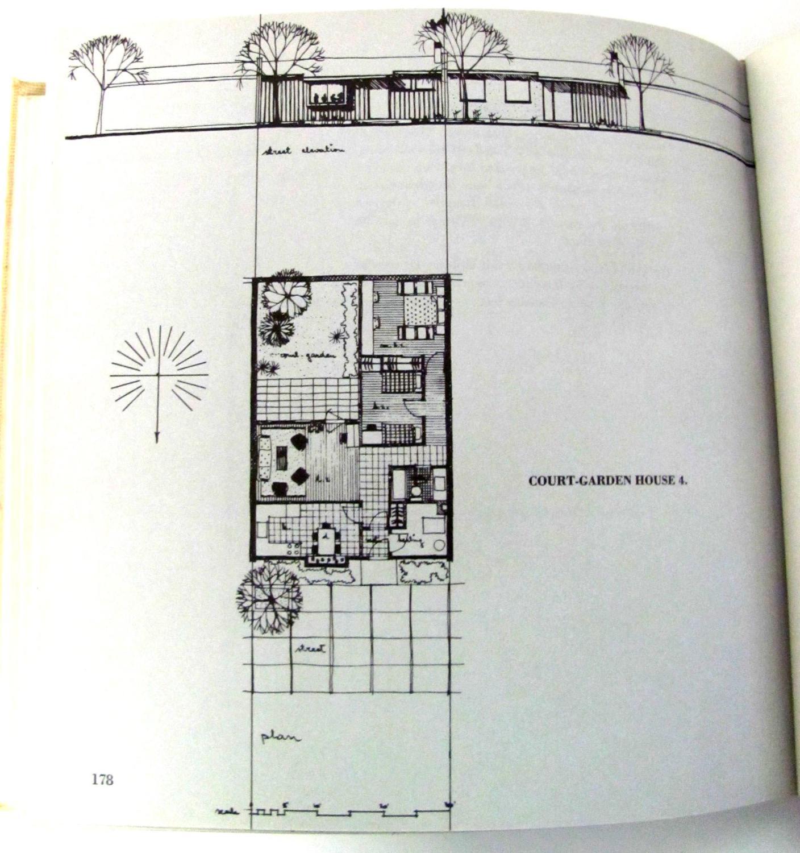 The Court-Garden House by Schoenauer, Norbert and Stanley Seeman ...