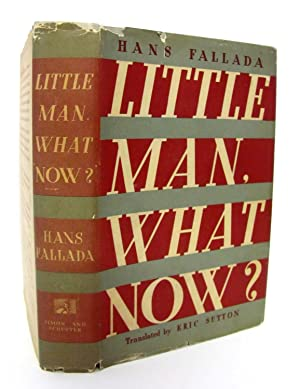 Little Man, What Now?: Fallada, Hans