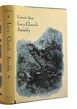 Lucy Church Amiably: Stein, Gertrude
