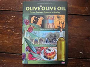 Olive & Olive Oil from Ancient Greece to Today: Katerina Tsouchtidi