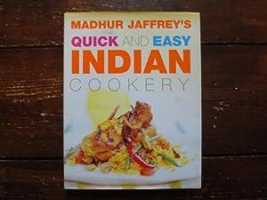 Madhur Jaffrey's Quick and Easy Indian Cookery: Madhur Jaffrey