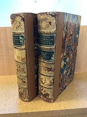 A Cyclopaedia of Biblical Literature. By John Kitto. Two Volumes.