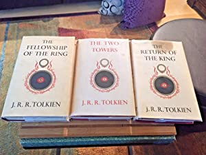 Lord of the Rings Trilogy (Fellowship, Two: J.R.R. Tolkien