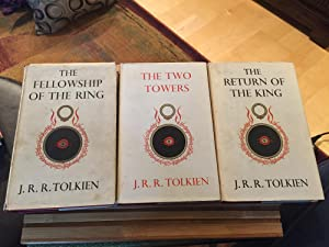 Lord of the Rings Trilogy, 5/4/3 (Fellowship,: JRR Tolkien