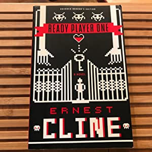 Ready Player One, ARC, SIGNED: Ernest Cline
