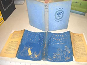 Mary Poppins, True First Edition: P.L. Travers