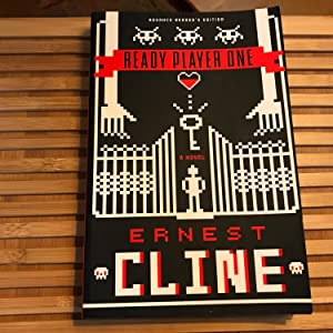 Ready Player One, ARC, Signed, Lined &: Ernest Cline