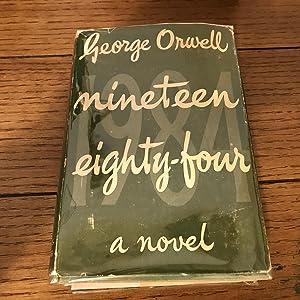 Nineteen Eighty-Four, True First Edition: George Orwell
