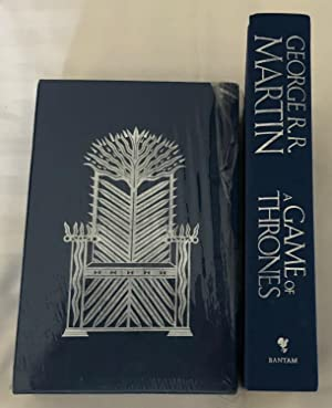 A Game of Thrones, Limited Edition, Signed: George R.R. Martin