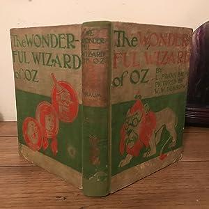 The Wonderful Wizard of Oz, True First: Frank Baum