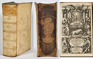 Opus sacrum posthumum: in quo continentur versio: SCHMIDT, ERASMUS.