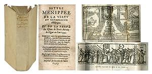Satyre Menippee de la vertu du catholicon: LE ROY, JEAN