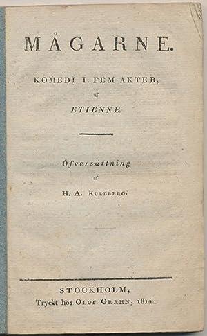 Luftskibet. Et digt [The airship. A poem].: ØRSTED, H. C.