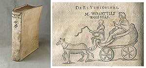 De re vehiculari veterum. Libri duo. Accedit: SCHEFFERUS, JOHANNES.
