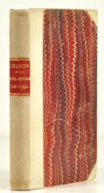 Bibliothecæ regiæ Stockholmensis historia brevis et succincta.: CELSIUS, MAGNUS O.