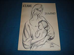 WALTER AND MARGARET KEANE [KEANE DRAWINGS] (Tomorrow's: Hunter, Stephen, Text;