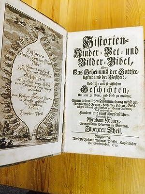 Historien- Kinder-Bet- und Bilder-Bibel , Oder Das: Kyburz, Abraham