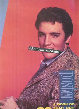 Elvis Presley. A ten year commemoration. Poster: Jackson, Tom: