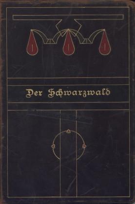 Der Schwarzwald. (= Monographien zur Erdkunde, Bd. 13).: Neumann, Ludwig: