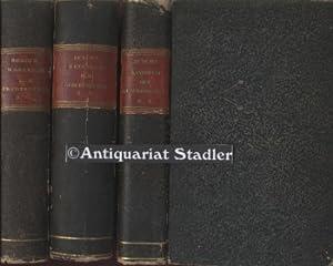 Handbuch der Geburtskunde in alphabetischer Ordnung. Bände 2-4 in 3 Bänden. Bearb. u. ...