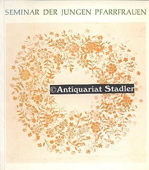 Treffen ehemaliger Teilnehmerinnen des Pfarrbräutekurses im Juni 1964 : Seminar der jungen ...