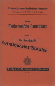 Mathematische Raumbilder. Reihe A. Mappe V: Die: Köhler, Otto, Ulrich